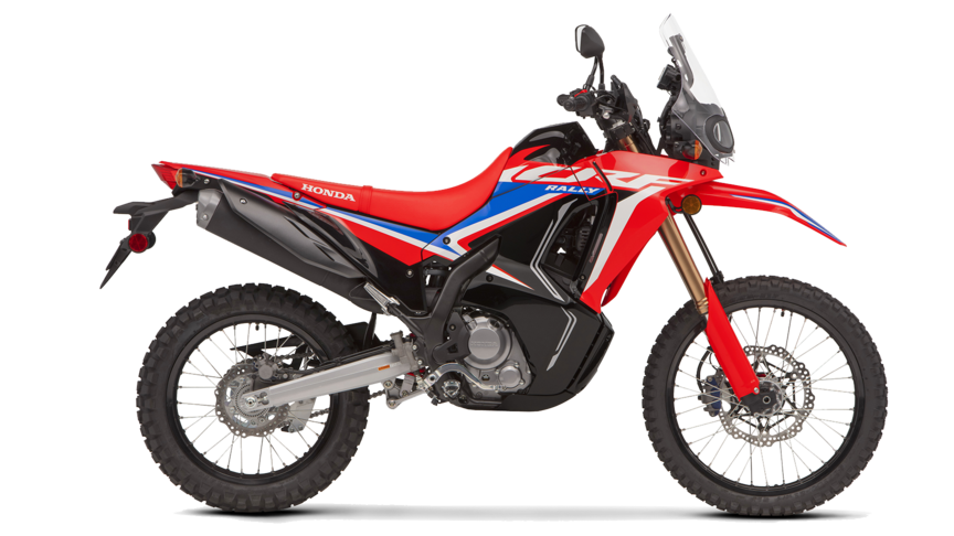 Honda CRF300 Rally 21YM Extreme Red