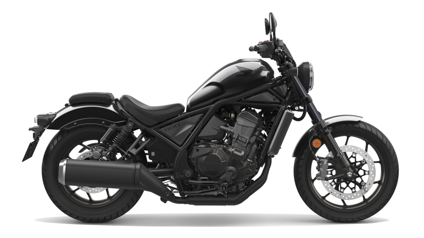Honda CMX 1100 Rebel Gunmetal Black Metallic