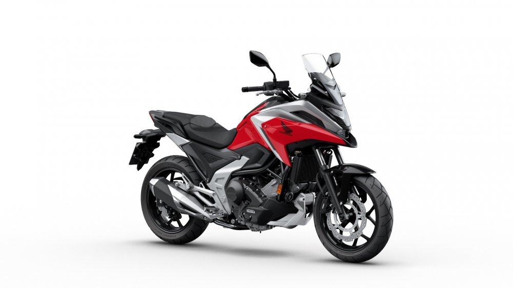Honda NC750X 21YM DCT Grand Prix Red-CRF Red