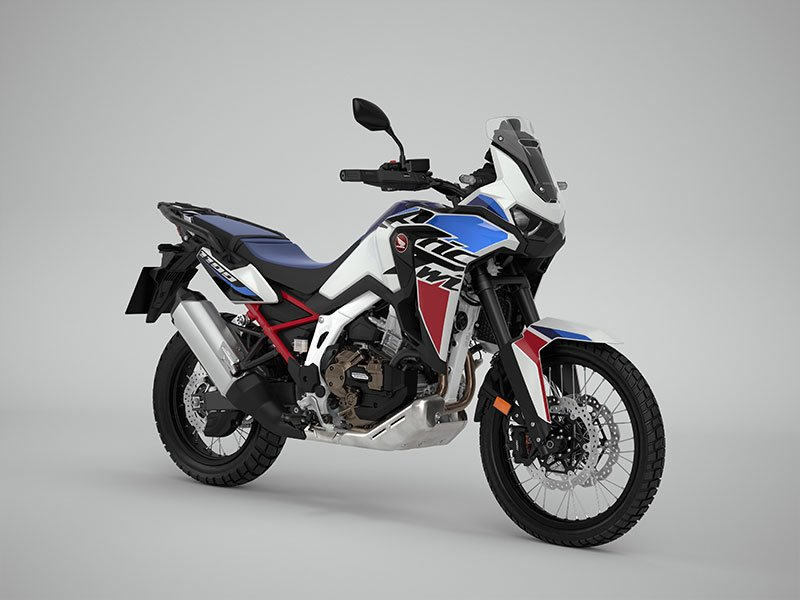 Honda CRF1100L 21YM Africa Twin Pearl Glare White Tricolor
