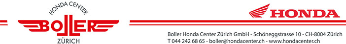 Boller Honda Center Zürich